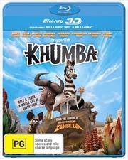 Khumba | 3D + 2D Blu-ray