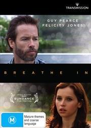 Breathe In | DVD