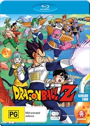Dragon Ball Z Remastered - Uncut Season 2