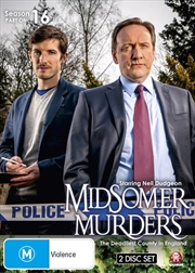 Midsomer Murders - Season 16 - Part 1 | DVD