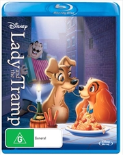 Lady And The Tramp | Blu-ray