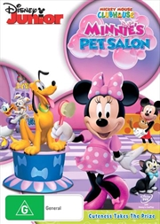 Mickey Mouse Clubhouse: Minnie's Pet Salon | DVD