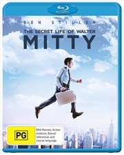 Secret Life Of Walter Mitty, The | Blu-ray
