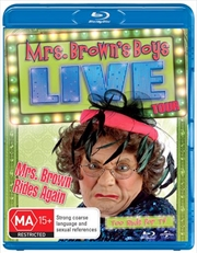 Mrs Brown Rides Again - Live Tour | Blu-ray