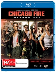 Chicago Fire - Season 1 | Blu-ray