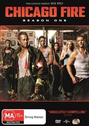 Chicago Fire - Season 1 | DVD