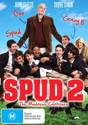 Spud 2   DVD