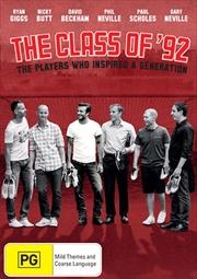 Class Of '92   DVD
