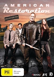 American Restoration - Collection 5 | DVD