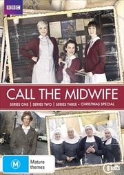 Call The Midwife - Series 1-3 | Boxset