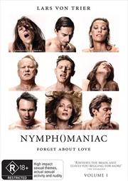 Nymphomaniac - Vol 1 | DVD