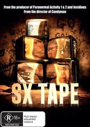 Sx Tape | DVD