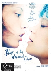 Blue Is The Warmest Colour | DVD