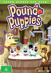Pound Puppies - Super Secret Pup Club | DVD