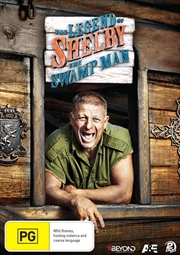 Legend Of Shelby The Swamp Man, The | DVD