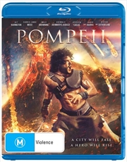 Pompeii | Blu-ray