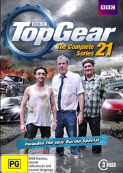 Top Gear - Series 21