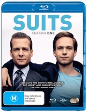Suits - Season 1 | Blu-ray