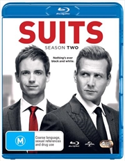 Suits - Season 2 | Blu-ray