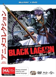 Black Lagoon - Roberta's Blood Trail | Blu-ray/DVD