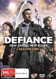 Defiance - Series 1