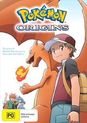 Pokemon - Origins | DVD