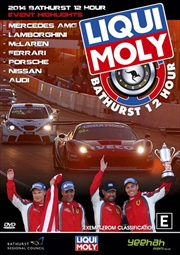 Liqui-Moly 2014 Bathurst 12-Hour Race | DVD
