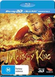 Monkey King, The   Blu-ray 3D