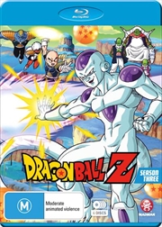 Dragon Ball Z - Remastered - Uncut Season 3 | Blu-ray
