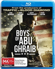 Boys Of Abu Ghraib | Blu-ray
