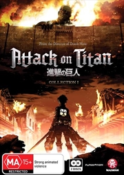 Attack On Titan - Collection 1