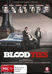 Blood Ties | DVD