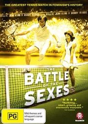 Battle Of The Sexes   DVD