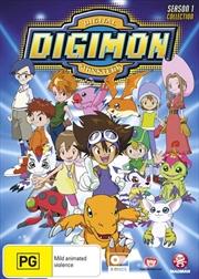 Digimon - Digital Monsters - Season 1 | DVD