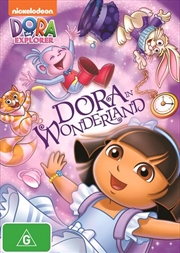 Dora The Explorer - Dora In Wonderland