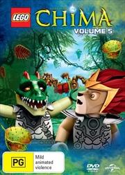 LEGO - Legends Of Chima - Vol 5
