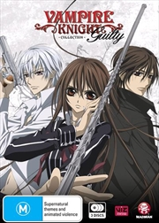 Vampire Knight Guilty - Season 2