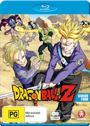 Dragon Ball Z - Season 4 - Remastered - Uncut | Blu-ray