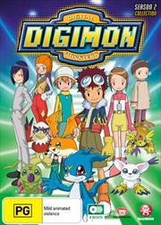 Digimon - Digital Monsters - Season 2