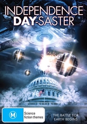 Independence Day-Saster | DVD