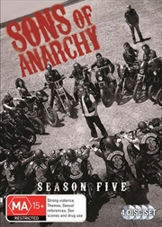 Sons Of Anarchy - Season 5 | DVD