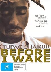 Tupac - Before I Wake | DVD