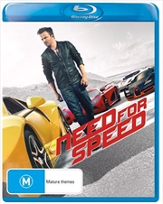 Need For Speed | Blu-ray