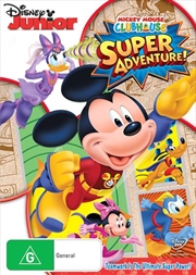 Mickey Mouse Clubhouse - Super Adventure! | DVD