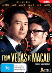 From Vegas To Macau | DVD