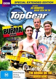 Top Gear - The Burma Special - Director's Cut Edition