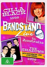 Bandstand - Live In Australia - The Shadows / Cilla Black
