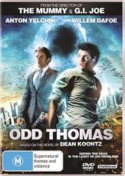 Odd Thomas   DVD