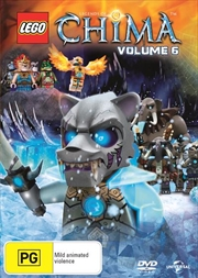 LEGO - Legends Of Chima - Vol 6 | DVD