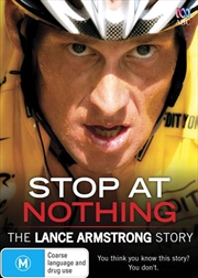 Stop At Nothing | DVD